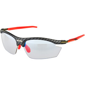 Rudy Project Rydon Glasses Carbonium/ImpactX Photochromic 2 Laser Red